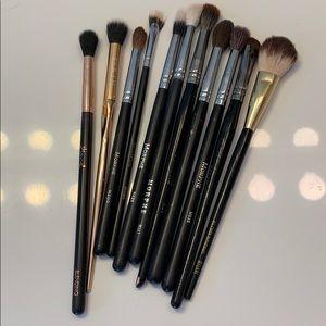 11 Eye Makeup Brush Bundle